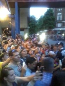 Camera action 22 July 2013