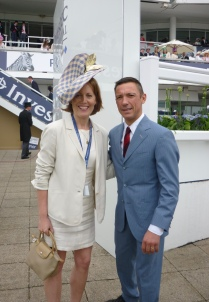 Mr Dettori and yours truly