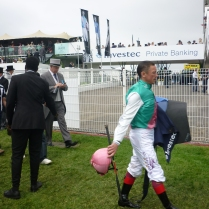 Mr Dettori. Again.